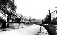 Bridgend, Park Street 1899
