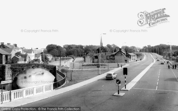 Bridgend, The By Pass c.1965