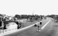 Bridgend, The By-Pass c.1965