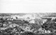 Bridgend, the Old Quarry 1901
