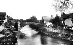 The Old Stone Bridge 1898, Bridgend