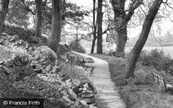 Bridgend, The Park c.1955
