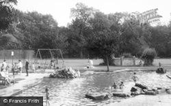 Bridgend, The Park c.1965