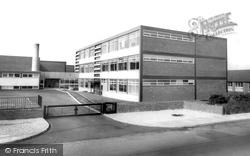 The Technical College c.1965, Bridgend