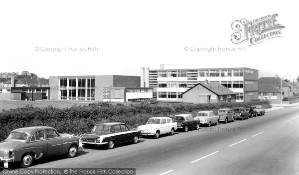 Photo of Bridgend, the Technical College c1965