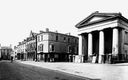 Bridgend, Town Hall 1899