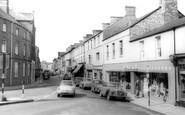 Bridgend, Wyndham Street c.1965