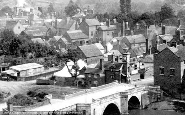 Photo of Bridgnorth, 1898