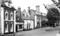 Bridgnorth, Baxter's House c.1960