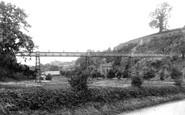 Bridgnorth, Footbridge 1898