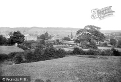 Bridgnorth, From Ashes Bank 1898