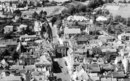 Bridgnorth, From The Air c.1950