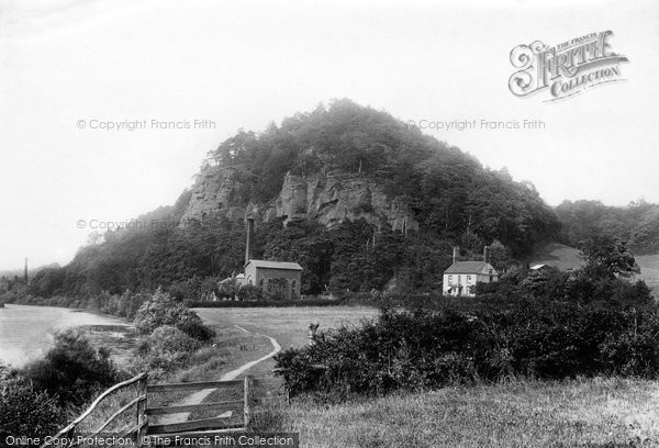Bridgnorth, High Rock 1896