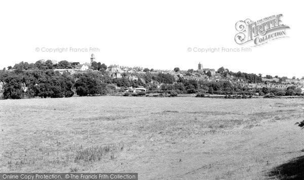 Bridgnorth, High Town c.1960
