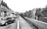 Bridgnorth, Infirmary and Grammar School c1960