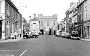 Bridgnorth, North Gate c.1960