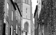 Bridgnorth, St Leonard's Church c.1960