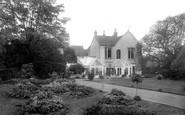 Bridgwater, Binford House 1900