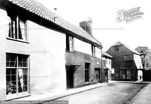 Bridgwater, Blake's Birthplace 1906