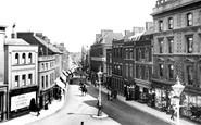 Bridgwater, Fore Street 1902