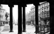 Bridgwater, Fore Street 1913