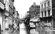 Bridgwater, Fore Street 1949