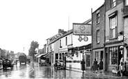 Bridgwater, Monmouth Street c.1950