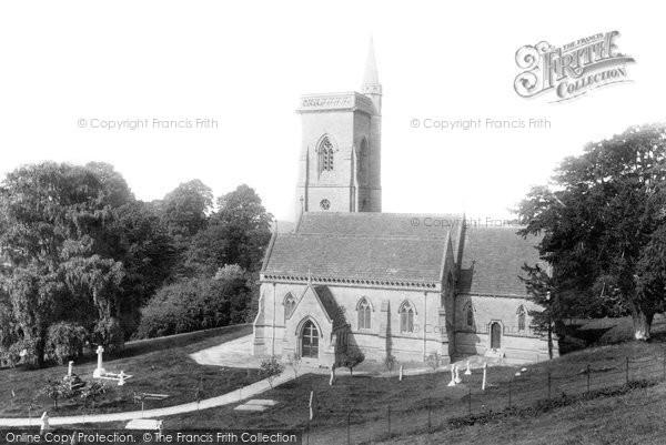 Bridgwater, St Andrew's Church 1894