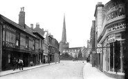 Bridgwater, St Mary's Street 1913