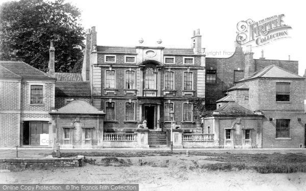 Photo of Bridgwater, The Lions House 1894