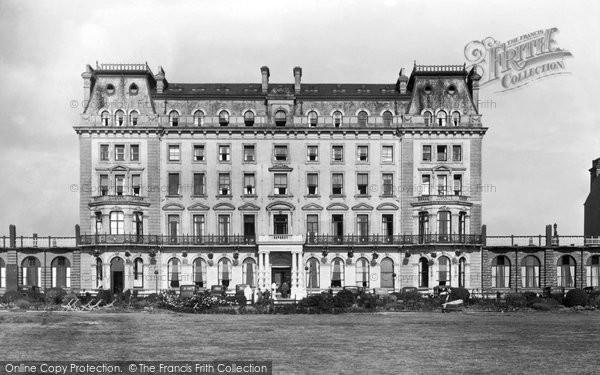 Bridlington, Alexandra Hotel c.1933