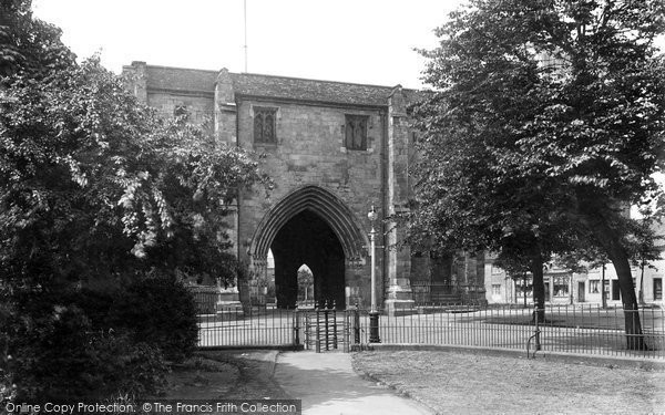 Bridlington, Bayle Gate 1921