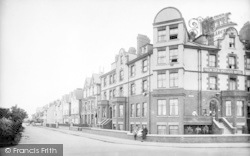 Bridlington, Belgrave Square 1913