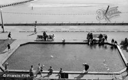 Boating Pool c.1957, Bridlington