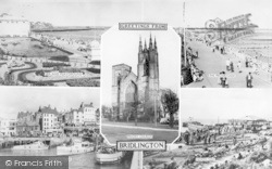 Bridlington, Composite c.1955