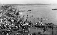Bridlington, Fun In The Sea 1932