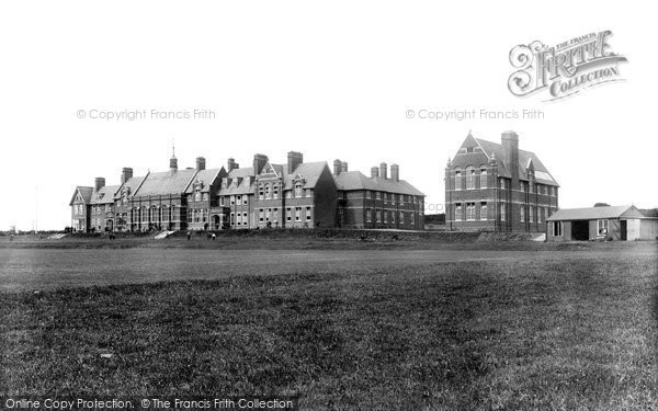 Bridlington, Grammar School 1903