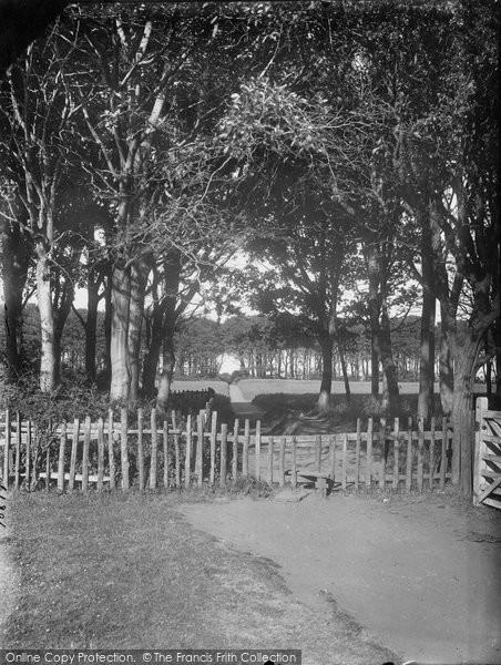 Bridlington, Path To Danes Dyke 1921