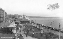 Bridlington, Prince's Parade 1908