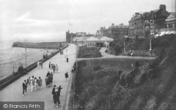 Bridlington, Prince's Parade 1923