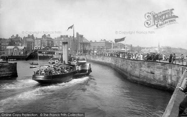 Bridlington, Quay 1913