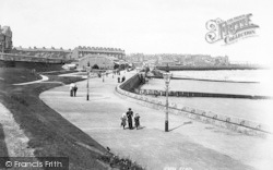 Bridlington, Quay, The New Spa 1897