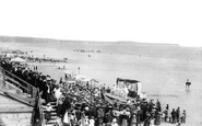Bridlington, Sands 1903
