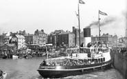 Bridlington, SS Yorkshireman 1932