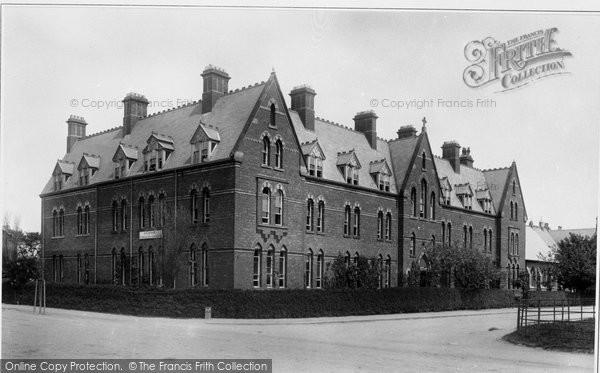 Bridlington, St Anne's Convalescent Homes 1897