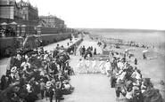 Bridlington, Terraces 1906