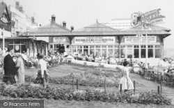 Bridlington, The Floral Pavilion c.1960