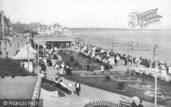 Bridlington, The Prince's Parade 1908