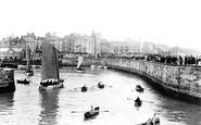 Bridlington, The Quay 1893
