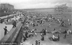 Bridlington, The Sands 1908